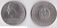 3 RM 1929 Deutsches Reich - Weimar Lessing...