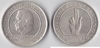 3 Reichsmark 1929 G Deutsches Reich - Weim...