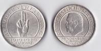 3 Reichsmark 1929 A Deutsches Reich - Weim...