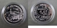 5 Euro 2010 Belgien 175 Jahre Eisenbahn PP