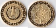 200 Euro 2002 G BRD Gedenkmünze Einführung...