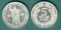 5 Reichsmark 1925 E Weimarer Republik Rheinlande f.vz  109,00 EUR  +  6,90 EUR shipping