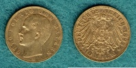 10 Mark 1898 D Bayern Otto ss  220,00 EUR  +  6,90 EUR shipping