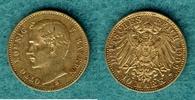 10 Mark 1909 D Bayern Otto ss+  220,00 EUR  +  6,90 EUR shipping