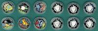 6 x 20 Pesos 1996 Kuba Fauna der Karibik 1996- Farbmünzen seltene Piedf... 375,00 EUR  +  9,90 EUR shipping