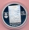 10 Euro mit Blister 2016 SLOWAKEI 10 Euro ...