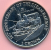 1 Crown 1998 ISLE OF MAN 1 Crown, Lokomotive : The Sutherland KuNi, stf... 25,00 EUR  +  6,00 EUR shipping
