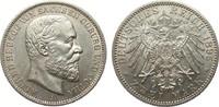 2 Mark Sachsen-Coburg und Gotha 1895 A Kai...