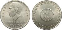 3 Mark Lessing 1929 A Weimarer Republik  b...