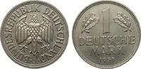 1 DM 1958 J Bundesrepublik Deutschland  fa...