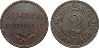 2 Pfennig Neu-Guinea 1894 A Kolonien und N...
