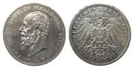 3 Mark Schaumburg-Lippe 1911 A Kaiserreich...