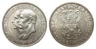 3 Mark Preussen Universität Breslau 1911 A...