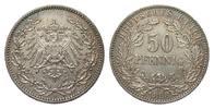 50 Pfennig 1898 A Kaiserreich  wz. Kratzer...