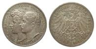 3 Mark Sachsen-Weimar-Eisenach 1910 A Kais...