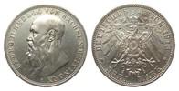 3 Mark Sachsen-Meiningen 1913 D Kaiserreic...