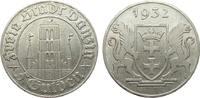 5 Gulden Danzig 1932 Kolonien und Nebengebiete  fast vorzüglich  /  vor... 1450,00 EUR free shipping