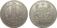 5 Gulden Danzig 1923 Kolonien und Nebengebiete  gutes sehr schön  260,00 EUR free shipping
