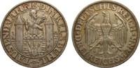 3 Mark Dinkelsbühl 1928 D Weimarer Republik  vorzüglich  565,00 EUR free shipping