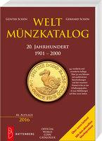 44.  Auflage 2015/2016  Weltmünzen Schön, Weltmünzkatalog, 20. Jahrhundert (1900 - 2000) 20.   Jahrhundert