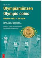 1. Auflage 2016  Ganze Welt Motivkatalog Olympiade, Albert M. Beck  - Ganze Welt 2016