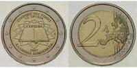 2 Euro 2007 Griechenland 50 Jahre Römische Verträge stgl  4,50 EUR  +  7,00 EUR shipping