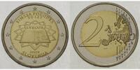 2 Euro 2007 Slowenien 50 Jahre Römische Verträge stgl  23,50 EUR  +  7,00 EUR shipping