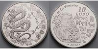 10 Euro 2012 Frankreich Jahr des Drachen 2012 (Chin.Kalender 12) inkl. ... 50.55 US$ 45,00 EUR  +  39.32 US$ shipping