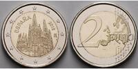 2 Euro 2012 Spanien Burgos stgl  4,50 EUR  +  7,00 EUR shipping
