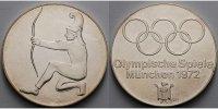 1972 München Deutschland Silbermedaille zu Olympiade München 1972 (Bog... 115,00 EUR  + 17,00 EUR frais d'envoi