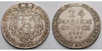 24 Mariengroschen 1765 Paderborn, Bistum Wilhelm Anton von der Asseburg... 495,00 EUR  +  17,00 EUR shipping