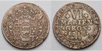 6 Mariengroschen 1718 Münster, Bistum Franz Arnold von Wolff-Metternich... 89,00 EUR  +  17,00 EUR shipping