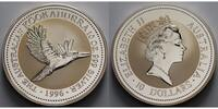 10 $,10 oz. 1996 Australien Kookaburra stgl  37311 руб 545,00 EUR  +  2875 руб shipping