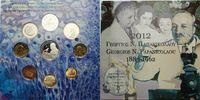 13,88 2012 Griechenland Kursmünzensatz mit 10 Euro Gedenkmünze - Papani... 79,00 EUR  +  17,00 EUR shipping