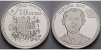 10 Euro 2012 Spanien Joan Miro - Der Morgenstern, inkl. Etui & Zertifik... 64,80 EUR  +  17,00 EUR shipping