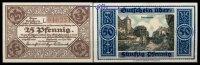 25,50 Pfg.  Hannover Grabowski 572.2 I-  3,80 EUR  + 7,00 EUR frais d'envoi