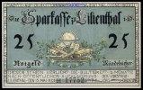 25 Pfg.,  Lilienthal, Han. Grabowski 802.12a I-  1,40 EUR  +  7,00 EUR shipping