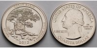 1/4 $ 2013 S USA Great Basin /S - Kupfer-Nickel - vz  2.18 US$ 2,00 EUR  +  11.98 US$ shipping