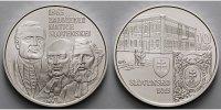 10 Euro 2013 Slowakei 150. Jahrestag der Matica Slowenska, in originale... 29,95 EUR  +  17,00 EUR shipping
