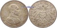 5 Mark 1914 A Preussen, Wilhelm II, 1888-1918, Büste in Uniform, J.114 ... 55,00 EUR  +  17,00 EUR shipping