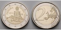 2 Euro 2014 Spanien 100. Jubiläum der Vollendung des Parkes Güell in Ba... 5.39 US$ 4,80 EUR  +  12.36 US$ shipping