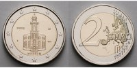 2 Euro 2015 F Deutschland Frankfurter Paulskirche in Hessen,Prägestätte... 240 руб 3,50 EUR  +  753 руб shipping