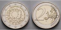2 Euro 2015 F Deutschland 30 Jahre EU-Flagge,   Prägestätte F  absofort... 3,80 EUR  +  7,00 EUR shipping
