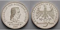 5 DM 1955  Deutschland, Bundesrepublik Fri...