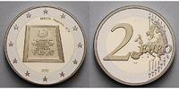 2 Euro 2015 Malta Republik, geringe Auflage, ohne Münzzeichen, PP  2225 руб 32,50 EUR  +  2396 руб shipping