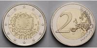 2 Euro 2015 Litauen 30 Jahre EU-Flagge 1985-2015 stgl  4,80 EUR  +  7,00 EUR shipping