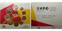 5,88 2015 Italien Kursmünzensatz + 2 Euro-Gedenkmünze Expo Mailand - Mi... 44,80 EUR  +  17,00 EUR shipping