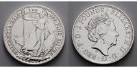 2 Pfund 2016 Großbritannien Britannia, stgl  29,95 EUR  +  17,00 EUR shipping