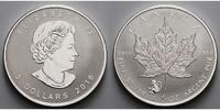 5 $ 2016 Kanada Maple Leaf - Privy Affe, ohne Zertifikat stgl  32,50 EUR  +  17,00 EUR shipping