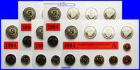 63,40DM 1996 A/D/F/G/J SET Deutschland Amtlicher Kursmünzensatz in Foli... 125,00 EUR  +  17,00 EUR shipping